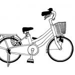 自転車の描き方